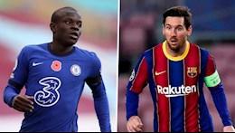 De vo dich C1, PSG can Kante thay vi Messi