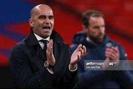 Đạt cột mốc ấn tượng trong ngày hạ ĐT Anh, HLV Martinez nói gì?