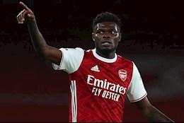Thomas Partey báo tin vui cho Arsenal