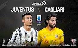 Nhan dinh bong da Juventus vs Cagliari 2h45 ngay 22/11 (Serie A 2020/21)