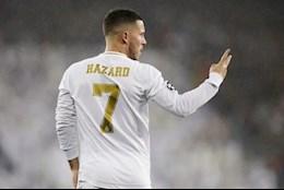 Real nhan tin cuc vui ve truong hop cua Hazard va Militao