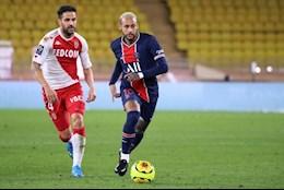 Mbappe lap cu dup, PSG van thua nguoc Monaco