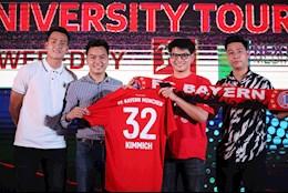 Bundesliga University Tour khuấy động không khí tại Đại học Kinh tế - Đại học Quốc gia Hà Nội