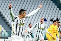 Cristiano Ronaldo lap nen ky luc kho tin o Juventus