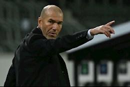 Zidane noi gi ve nguy co mat ghe sau tran hoa that vong cua Real?