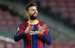 Pique hồi phục thần tốc, trở lại trận gặp PSG?