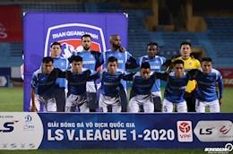 Than Quang Ninh o V-League 2021: Ung vien nang ky cho suat xuong hang