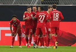 Video tong hop: Dortmund 2-3 Bayern Munich (Vong 7 Bundesliga 2020/21)