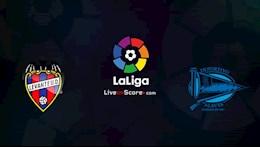 Nhan dinh bong da Levante vs Alaves 0h30 ngay 9/11 (La Liga 2020/21)