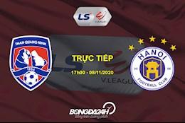 Truc tiep bong da Quang Ninh vs Ha Noi link xem o dau hom nay ?