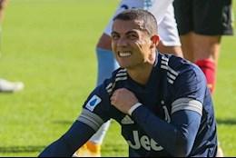 Cristiano Ronaldo bao tin buon cho NHM Juventus