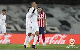 Link xem video Real Madrid vs Atletico: Rut ngan khoang cach