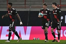 Lewandowski cuu Bayern khoi that bai tren san cua Union Berlin