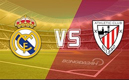 Lich thi dau Real Madrid vs Athletic Bilbao dem nay 15/12 (La Liga 2020-21)