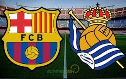 Lich thi dau Barca vs Sociedad dem nay 16/12 may gio da? chieu kenh nao?