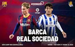 Messi im tieng, Barca van tieu diet hien tuong Sociedad