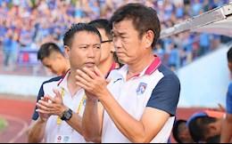 HLV Phan Thanh Hung viet tam thu xuc dong gui toi CLB Quang Ninh