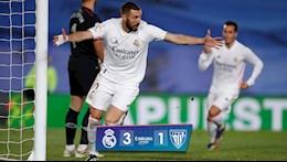 Link xem video Real Madrid vs Bilbao: Benzema toa sang