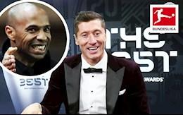 VIDEO: Thierry Henry: Danh bai hai quai vat CR7 va Messi, Lewandowski da lam duoc mot dieu dac biet