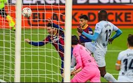 Video Barca vs Valencia: Messi cham moc ban thang 450 tai La Liga