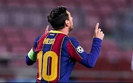 Messi con thieu nhung ky luc nao sau khi bat kip Pele?