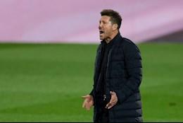 HLV Diego Simeone đi vào lịch sử La Liga
