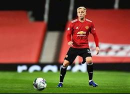 Solskjaer khen ngợi Van de Beek sau màn trình diễn trước Everton