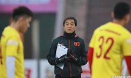 Phó tướng Lee Young Jin sẽ cùng U23 Việt Nam dự vòng loại châu Á?