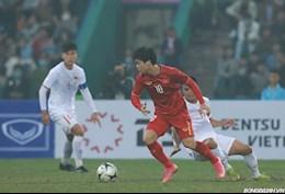 Công Phượng lập cú đúp trong trận giao hữu với U22 Việt Nam