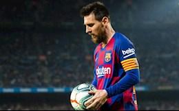 """Messi cay đắng thừa nhận: """"Rất khó để Barca trở lại vị thế vốn có!"""""""