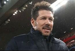 Atletico doc chiem ngoi dau La Liga, Simeone noi gi?
