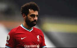 Mohamed Salah te nhat tran Newcastle 0-0 Liverpool