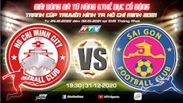 Ket qua bong da TP HCM vs Sai Gon Tu Hung HTV Cup 2021