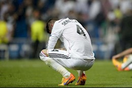 Thua lieng xieng, Real Madrid con nhan them tin buon