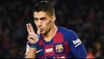 Ngo phai nghi het mua, Suarez bat ngo bao tin vui cho Barca