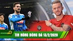 TIN NONG bong da hom nay 13/2:  Lukaku tit ngoi, Napoli dua Inter ve mat dat | Maddison nhan luong khung tai MU