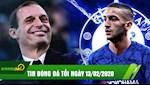 TIN BONG DA toi 13/2: Max Allegri dat thoa thuan voi MU, Heerenveen huong loi neu Ziyech ve Chelsea