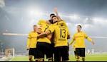 Dortmund 4-0 Frankfurt: Song sat tre Sancho vs Haaland len tieng, Dortmund thang to