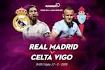 Real Madrid 2-2 Celta Vigo: Hoa that vong, Los Blancos mong manh tren ngoi dau