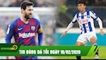 TIN BONG DA TOI 18/2: Messi lam rang danh gioi cau thu, Van Hau ghi dau an Heerenveen thang nhu che tre