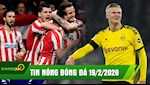 TIN NONG BONG DA hom nay 19/2: Haaland lam lu mo Neymar, Liverpool thua dau tren dat Tay Ban Nha