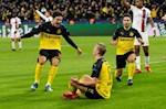 Sao tre Dortmund di vao lich su sau tran thang PSG