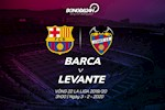 Nhan dinh bong da Barca vs Levante 3h00 ngay 3/2 (La Liga 2019/20)