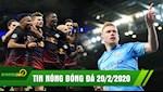 TIN NONG bong da hom nay 20/02: Tottenham phoi ao ngay tran san nha, De Bruyne toa sang giup Man City bam duoi Liverpool