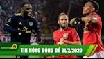 TIN NONG bong da hom nay 21/2: MU gianh loi the tai luot di Europa League, Lukaku giai cuu Inter Milan
