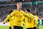 Bremen 0-2 Dortmund: Sieu hien tuong Haaland khong the ngung ghi ban