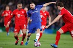 Thong ke an tuong sau tran Chelsea vs Bayern Munich