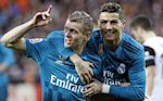 Kroos: 'Real Madrid kho khan khi Ronaldo ra di, nhung…'
