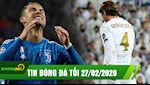 TIN BONG DA TOI 27/2: Ronaldo sut phat do te o Champions League, Ramos sanh ngang Ibrahimovic sau khi bi duoi khoi san