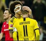 Dortmund nhan tin cuc buon tu doi truong Marco Reus